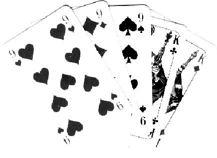 wie viele karten beim poker